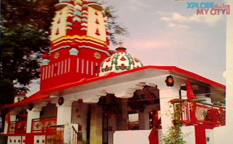 Sholoni Devi Temple