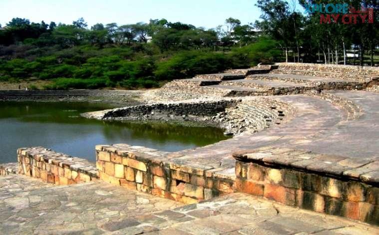Surajkund Tourist Complex
