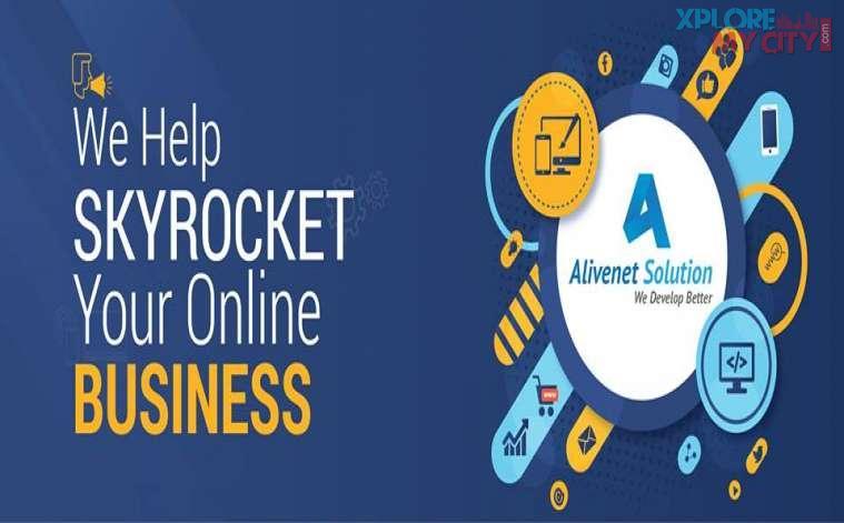 Alivenet Solution Pvt. Ltd.