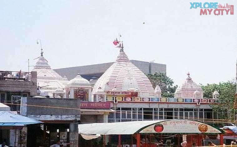 Hanuman Temple Connaught Place